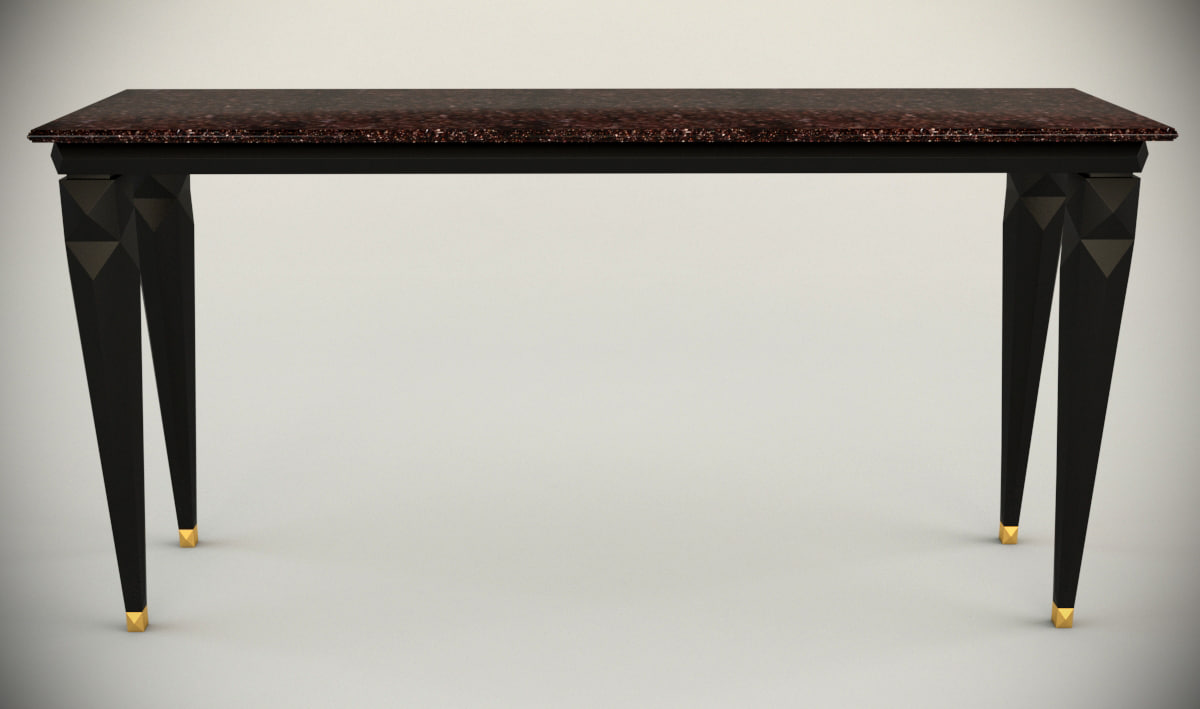 console table max