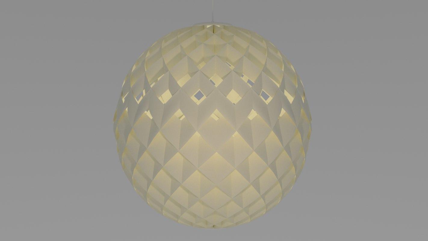 lamp designer 3d model