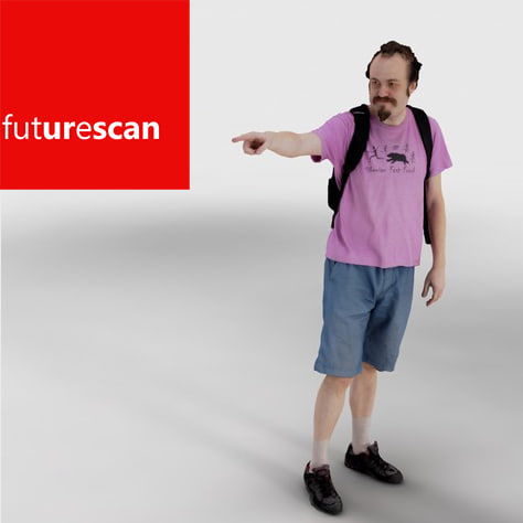 photorealistic 3d model