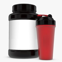 Bottle,Shaker Cup