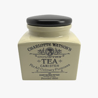 tea canister max
