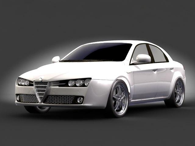 max alfa-romeo159 cars