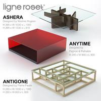 Ligne Roset Low Tables Collection I