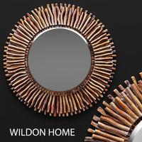piper wall mirror wildon max