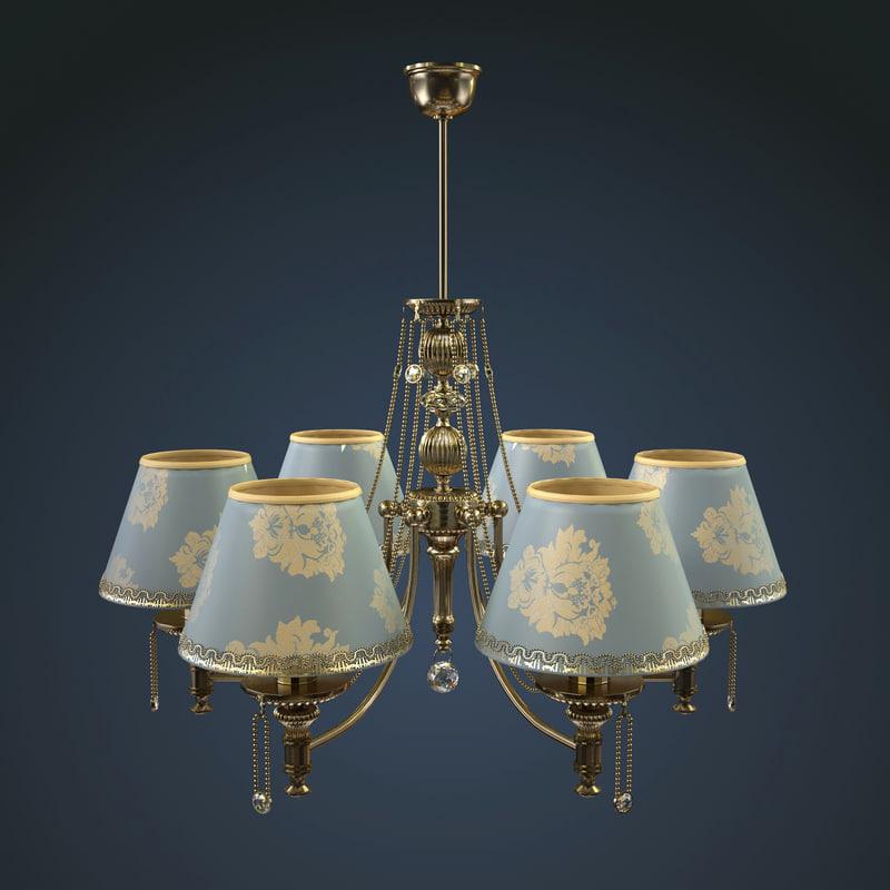3d model lampshades