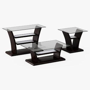 3d model bell aer table