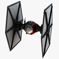 First Order Tie Fighter