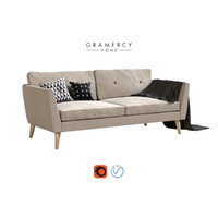 Gramercy Eva Medium Sofa