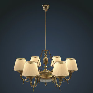 lampshades 3d max