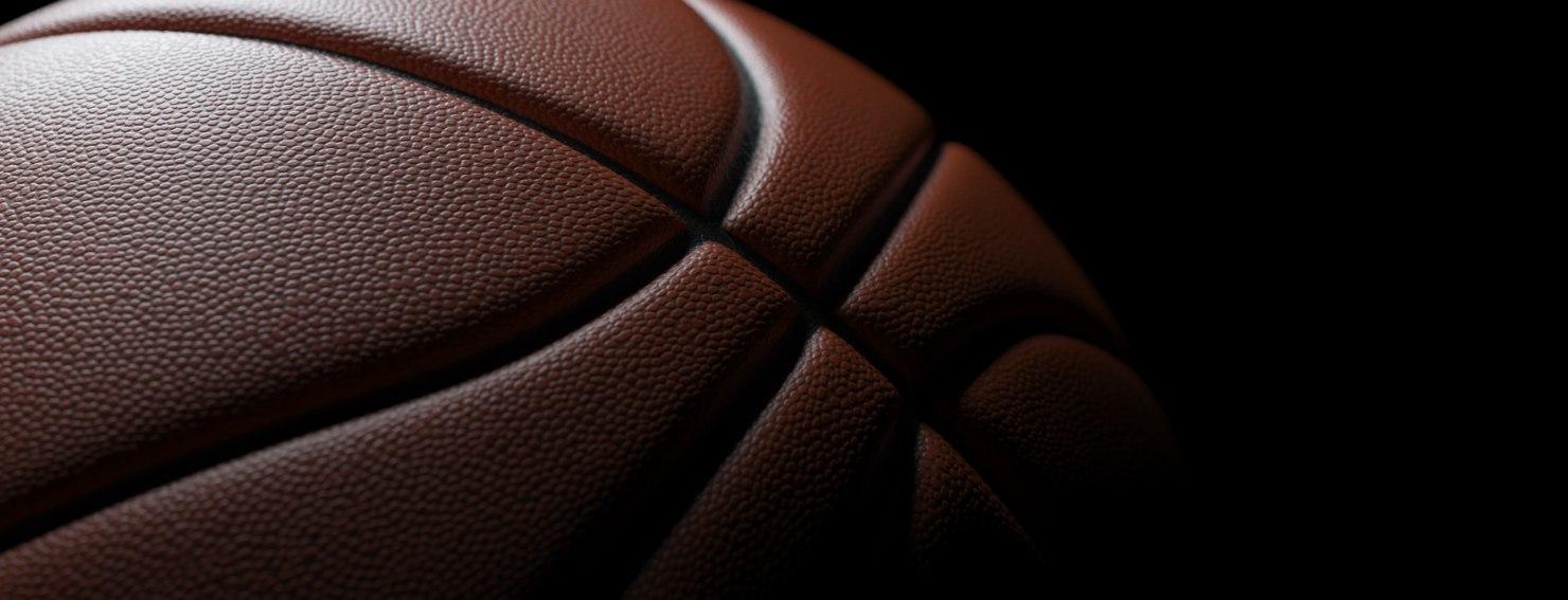 3d model generic basketball octane