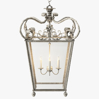 wrought iron lantern light max