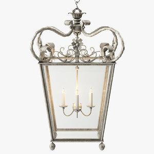 wrought iron lantern light max