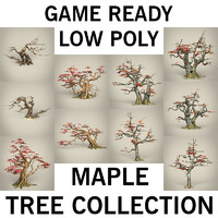 Game Ready Maple Trees