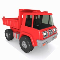 Toon Heavy Truck 2