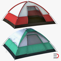 max camping tents set