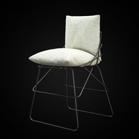 Sof sof chair 3D model