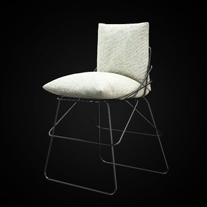 sof chair 3d model