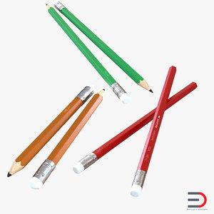 3d pencil design