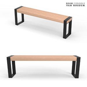 beams oak metal max