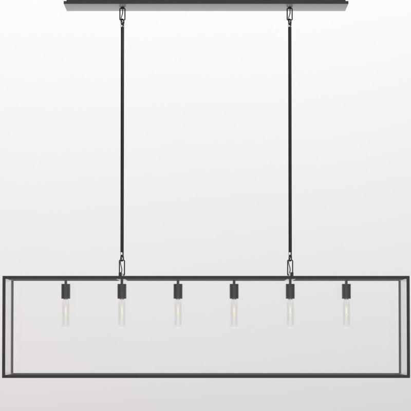 frame filaments modeled 3d 3ds