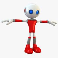 robot modelled ma