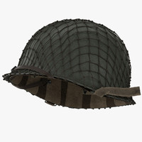 WWII M1 Helmet