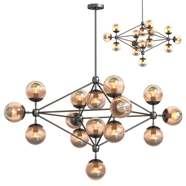 max chandelier 15 light