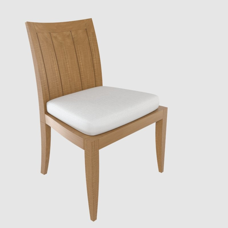 summit lg 301 dining chair 3ds