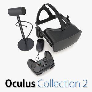 electronics 2 3d model