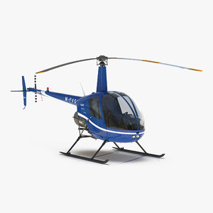 ma helicopter robinson r22