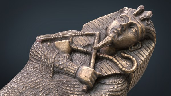 3d hd sarcophagus