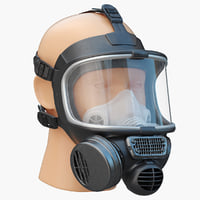 Safety Gas Mask Promask