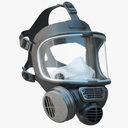 Gas Mask 3D models