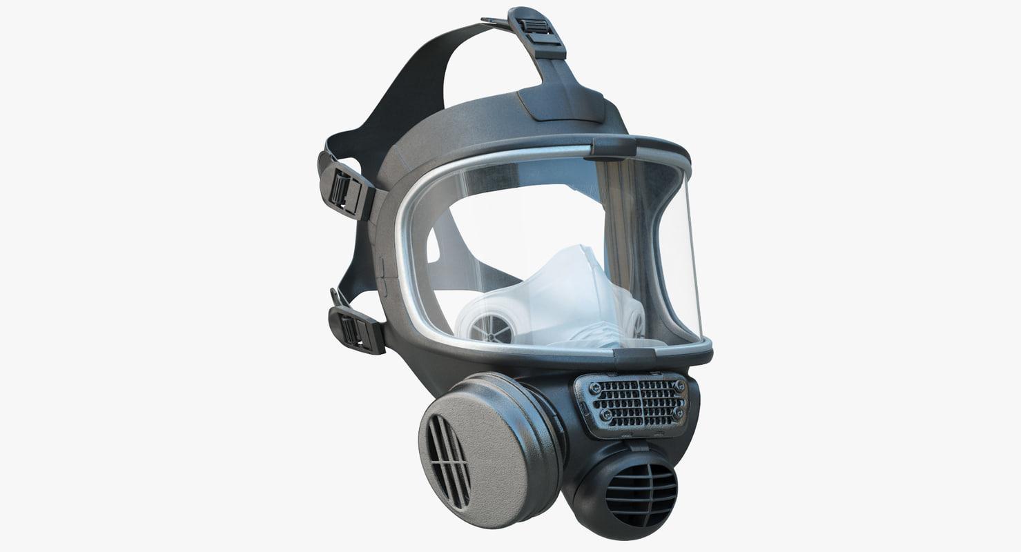 max safety gasmask