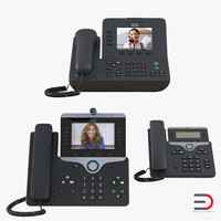 cisco ip phones 2 3d 3ds
