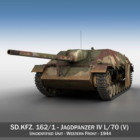 Jagdpanzer IV L/70 (V) Late Production