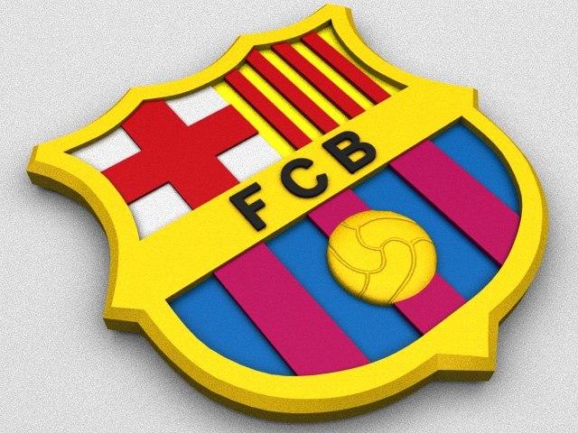 3d max coat arms barcelona