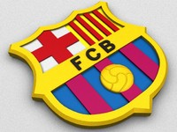 FC Barcelona Coat of Arms