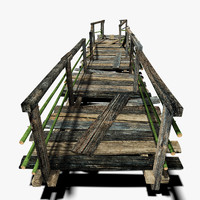 Old Plank Bridge