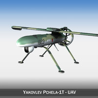 Pchela-1T Drone - Russian UAV