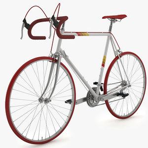 bicycle 3d max