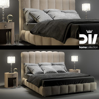 3d lamp dv home byron model
