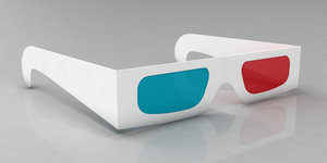 3d glasses anaglyph