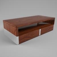 jendycarlo j900-22 coffee table 3d 3ds