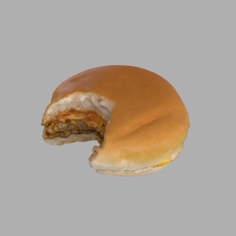 obj burger cheeseburger