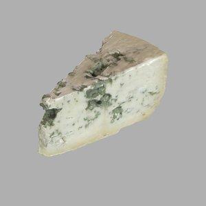 3d niva cheese model