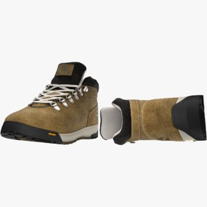 timberland hiking boots 3d model
