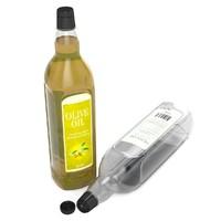 olive oil bottle 3d c4d