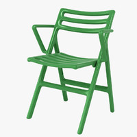 3d magis folding air chair