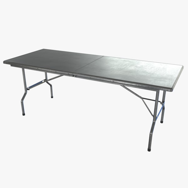 3d table asset real